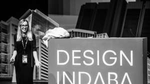 Agi Haines at Design Indaba Conference 2014.