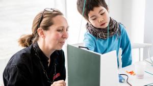 Julie Dufour on design education for kids. Image: http://juliedufour.dk/eng/