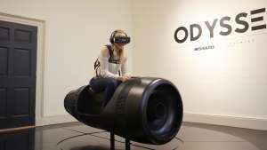 Tino Schaedler – Odyssey – London Design Festival. Image: wallpaper