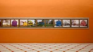 Architect-cum-artist Amanda Williams uses her experience in colour theory to design an urban colour palette for historically black neighbourhoods in Chicago.
