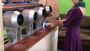 Spyce: a tiny robot kitchen