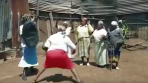 Kenya's Karate grannies