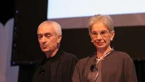 Massimo and Lella Vignelli