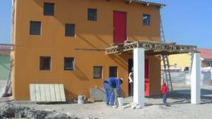 Design Indaba 10x10 Housing Project