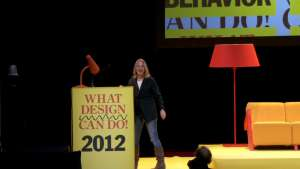 Paula Scher at What Design Can Do 2012