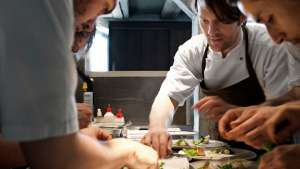 "René Redzepi's ""Saturday Night Projects"""