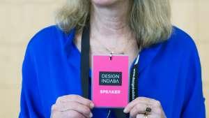 Paula Scher at Design Indaba 2013