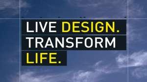 Live design, transform life at AZA 2013