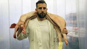 Andy Fenner (Frank Fenner Meat Merchants) at Spier Secret Festival 2013